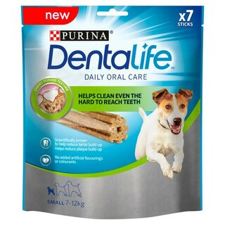 Dentalife small x7 115g