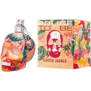 To Be Exotic Jungle Woman EdT Spray 40ml