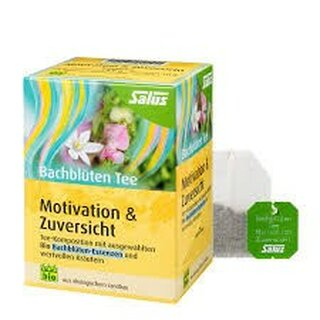 Bachblütentee Motivation&Zuversicht 30g