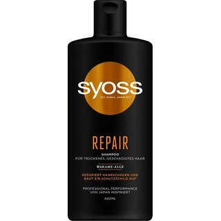 SYOSS Shampoo Repair 440ml